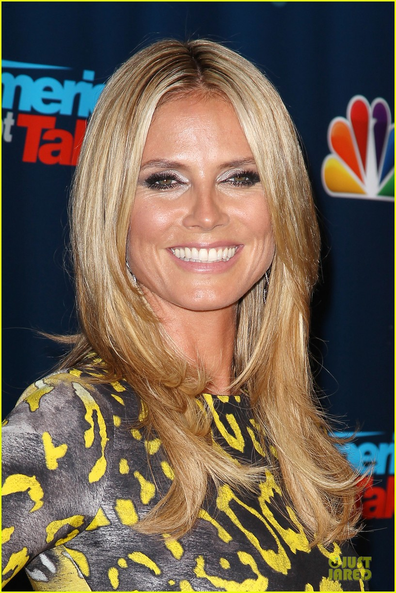 heidi klum trend in for project runway 39