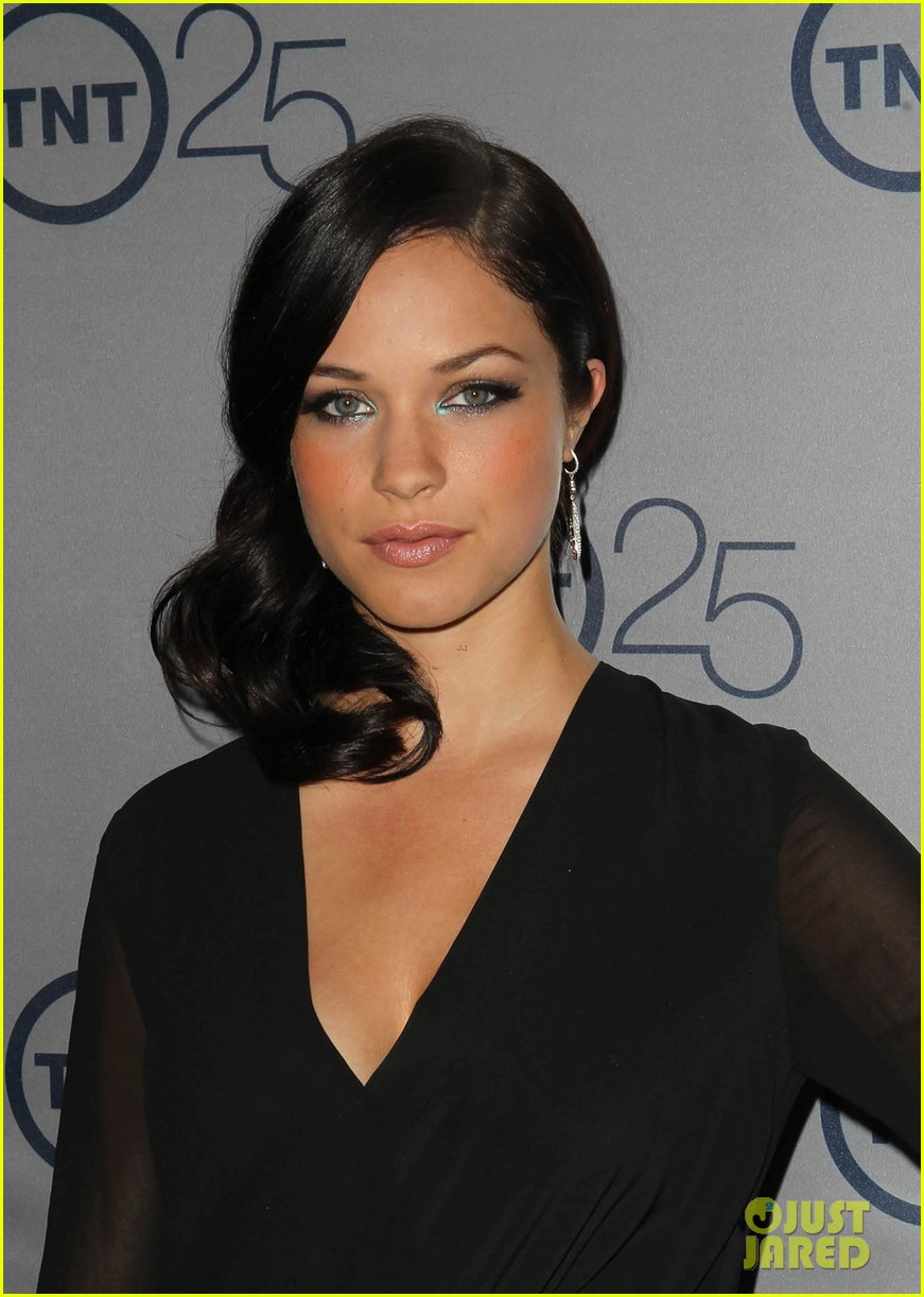 alexis knapp sasha alexander tnt's 25th anniversary party 062916534