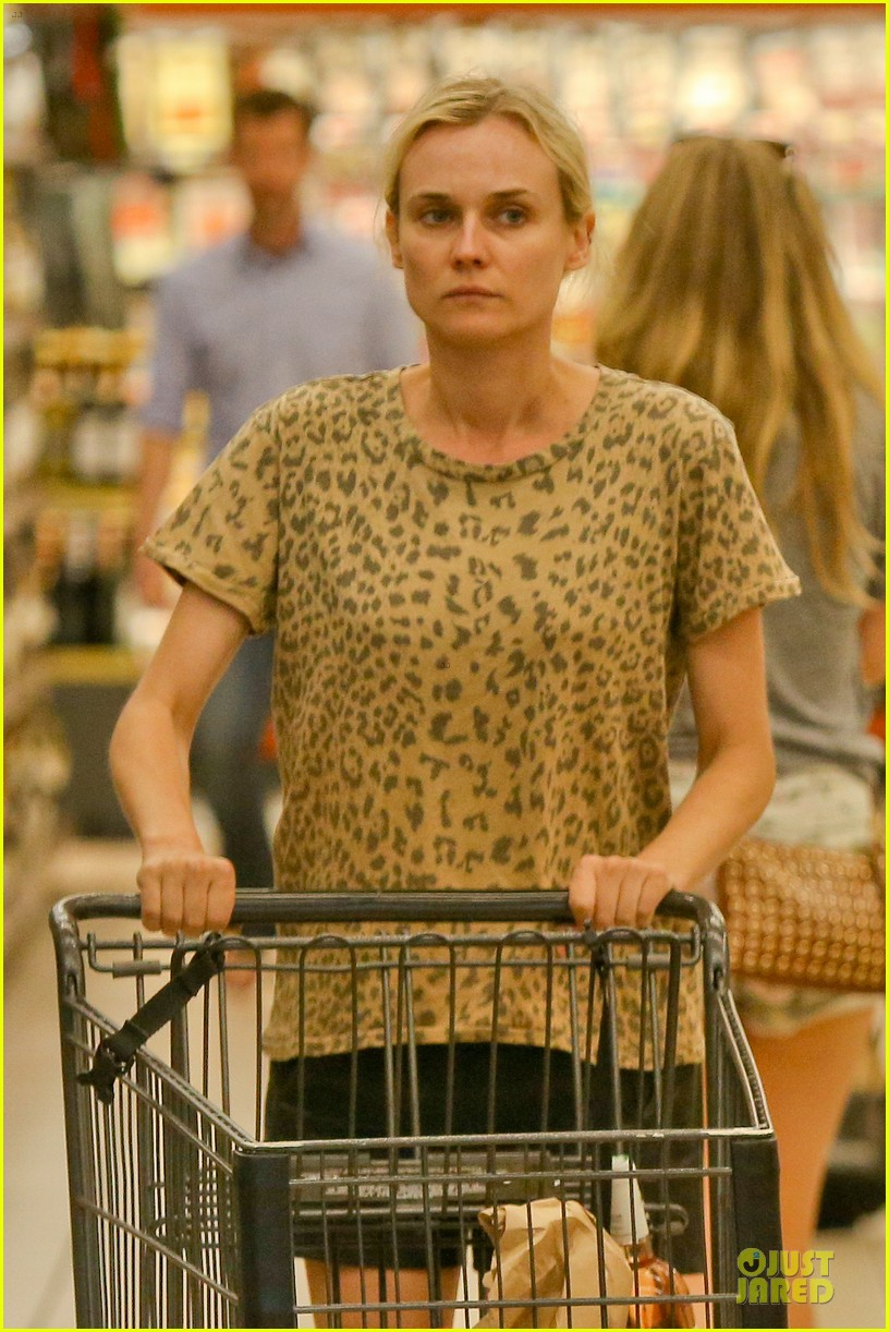 diane kruger joshua jackson white wine fruit shoppers 21