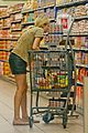 diane kruger joshua jackson white wine fruit shoppers 08
