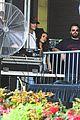 mila kunis ashton kutcher taste of chicago concert couple 08