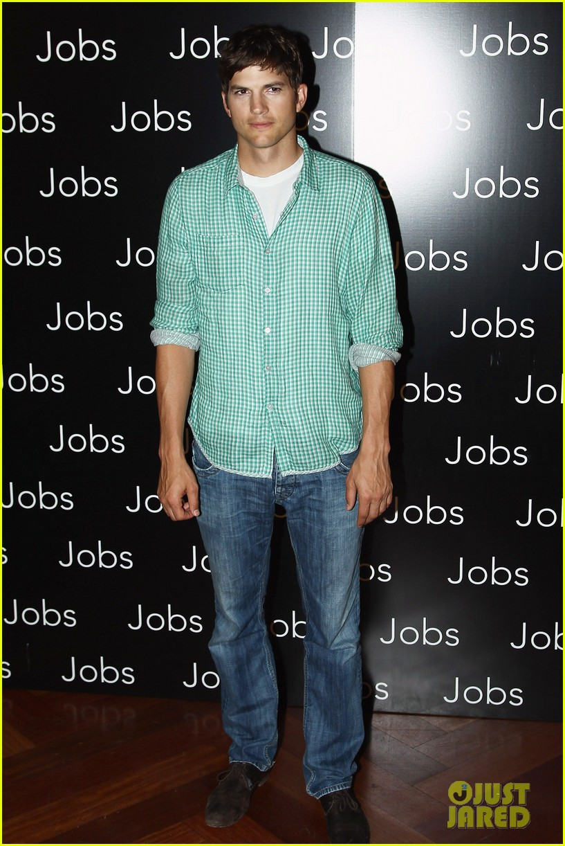 ashton kutcher jobs paris premiere 01