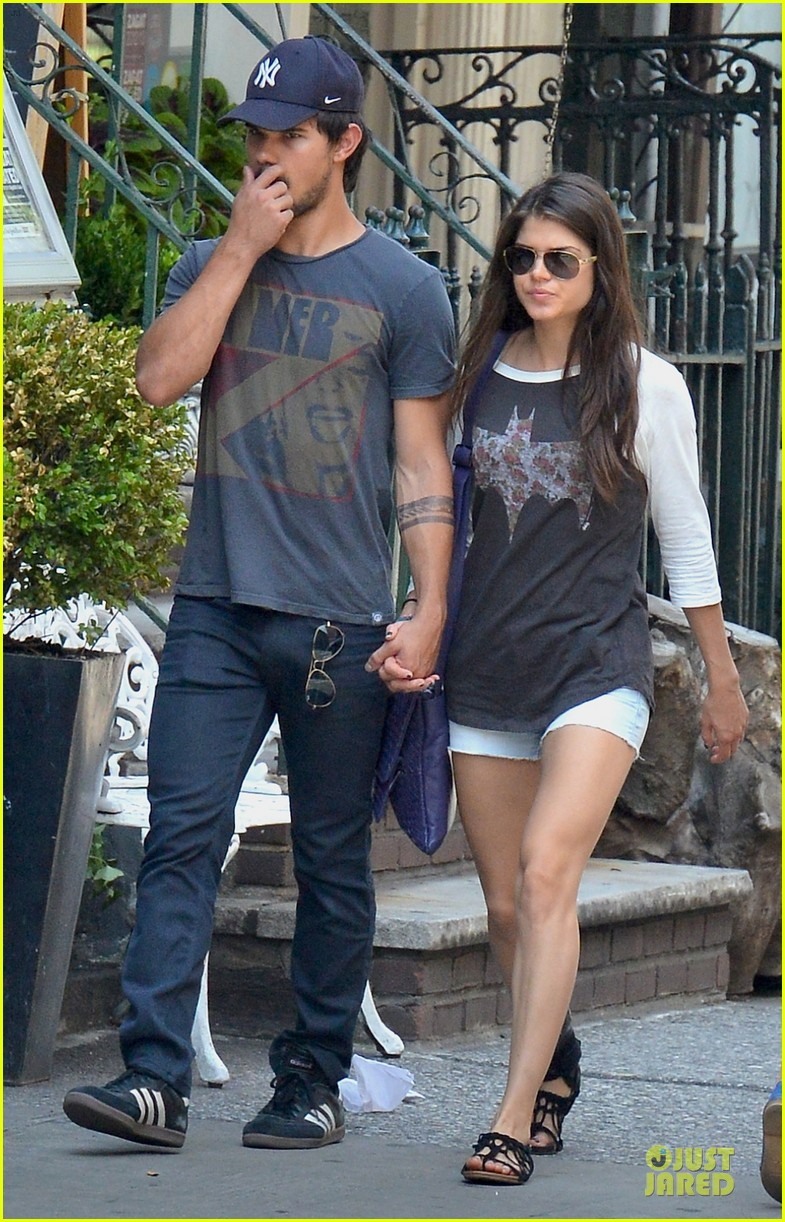 taylor lautner marie avgeropoulos holding hands as new couple 11