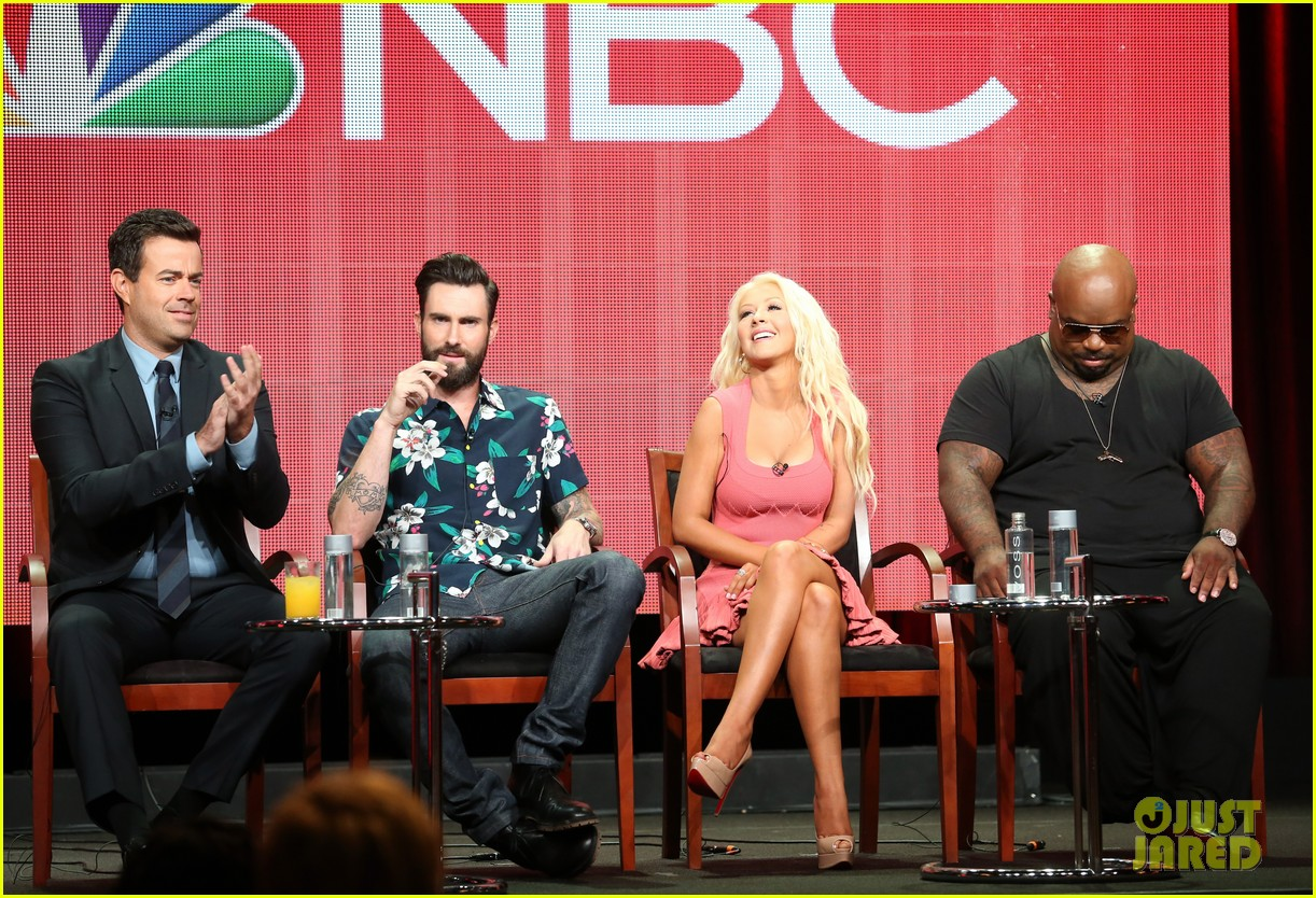 adam levine cee lo green nbc summer tca tour event 062918259