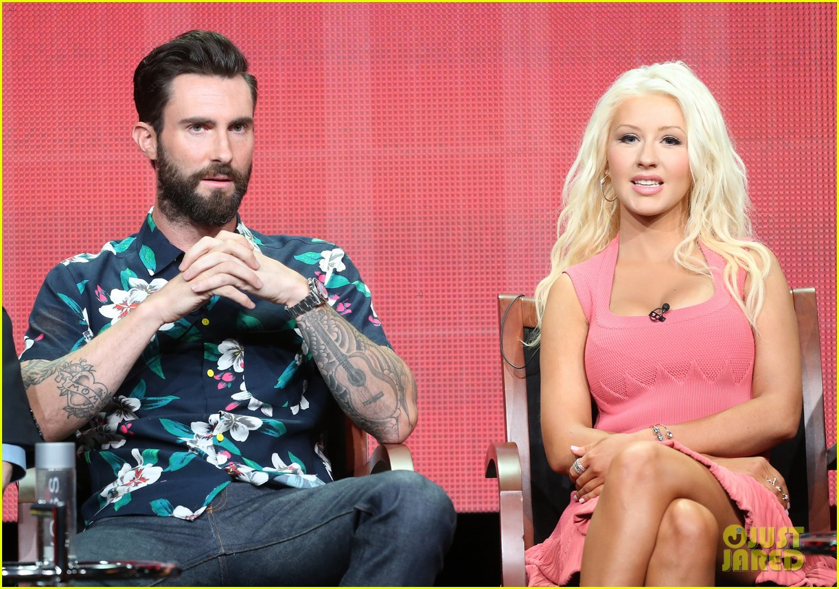 adam levine cee lo green nbc summer tca tour event 092918262