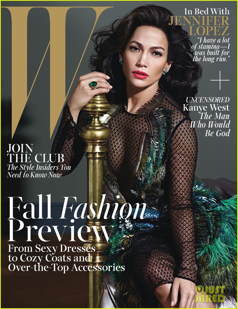 jennifer lopez covers w magazine august 2013 01