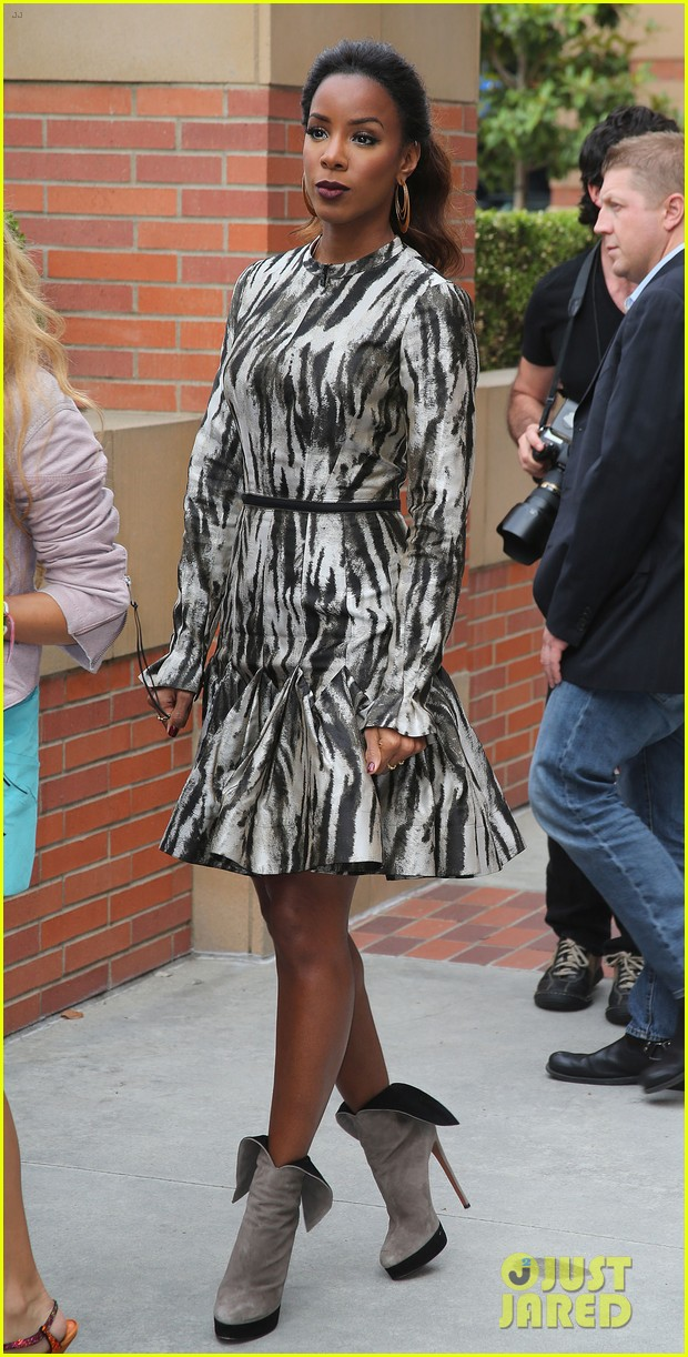 demi lovato kelly rowland x factor la auditions day two 11