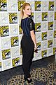 sophie lowe once upon a time in wonderland at comic con 09