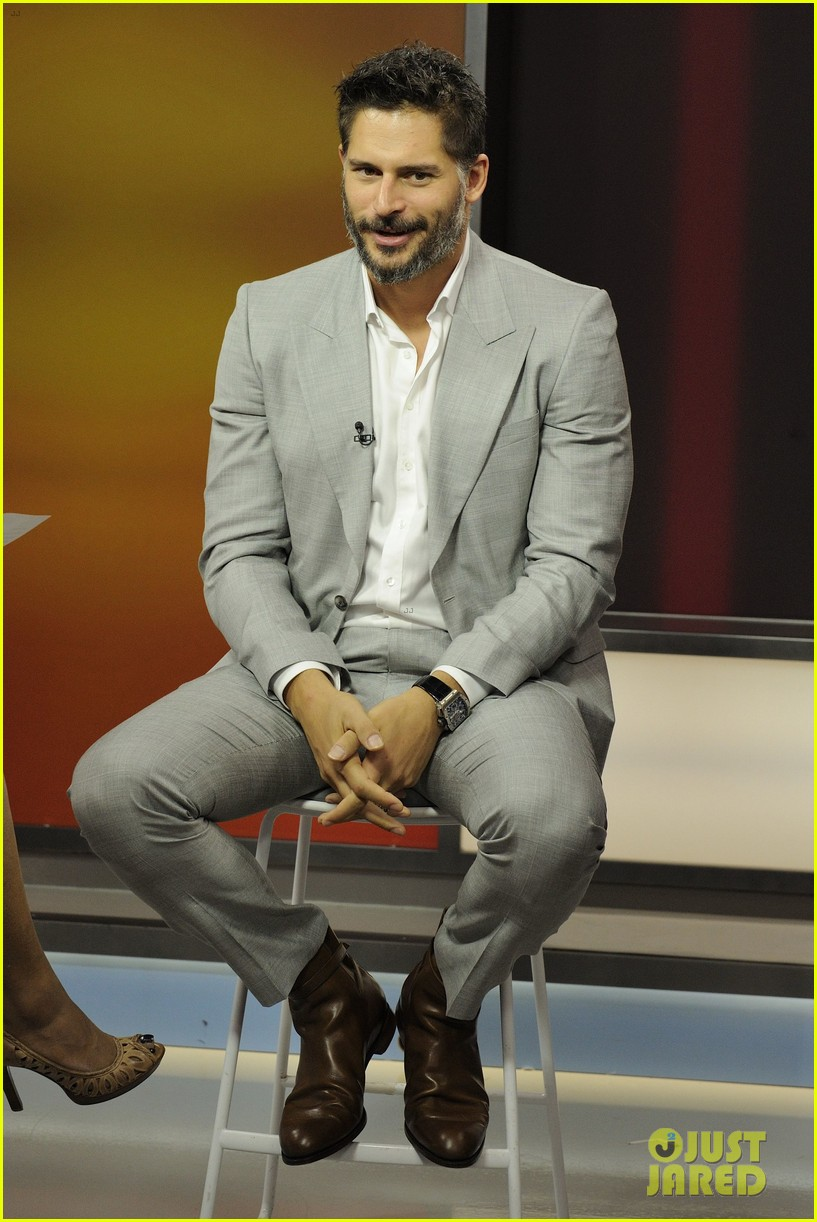 joe manganiello morning show appearance in toronto 062904061