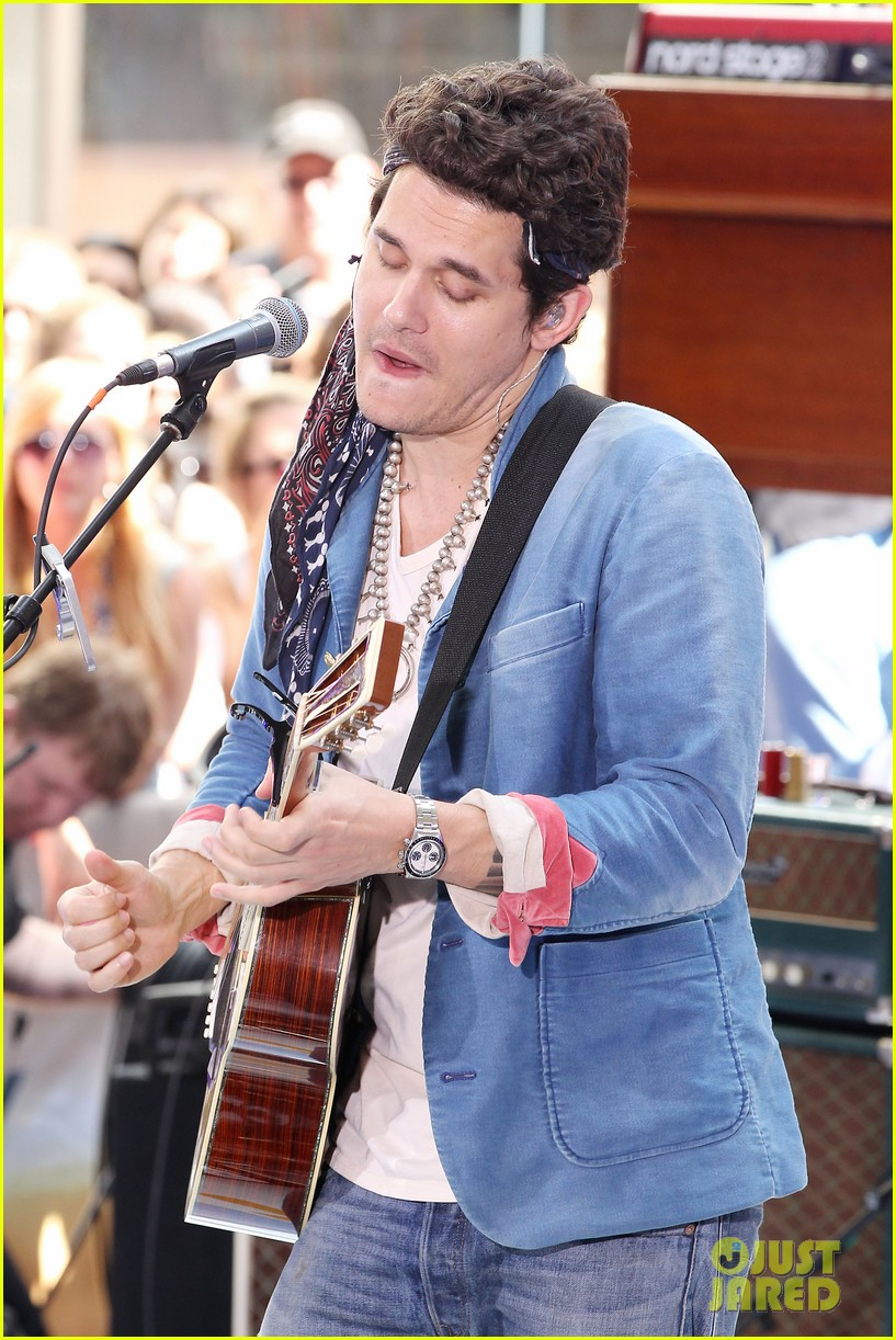 john mayer today show performance 302904417