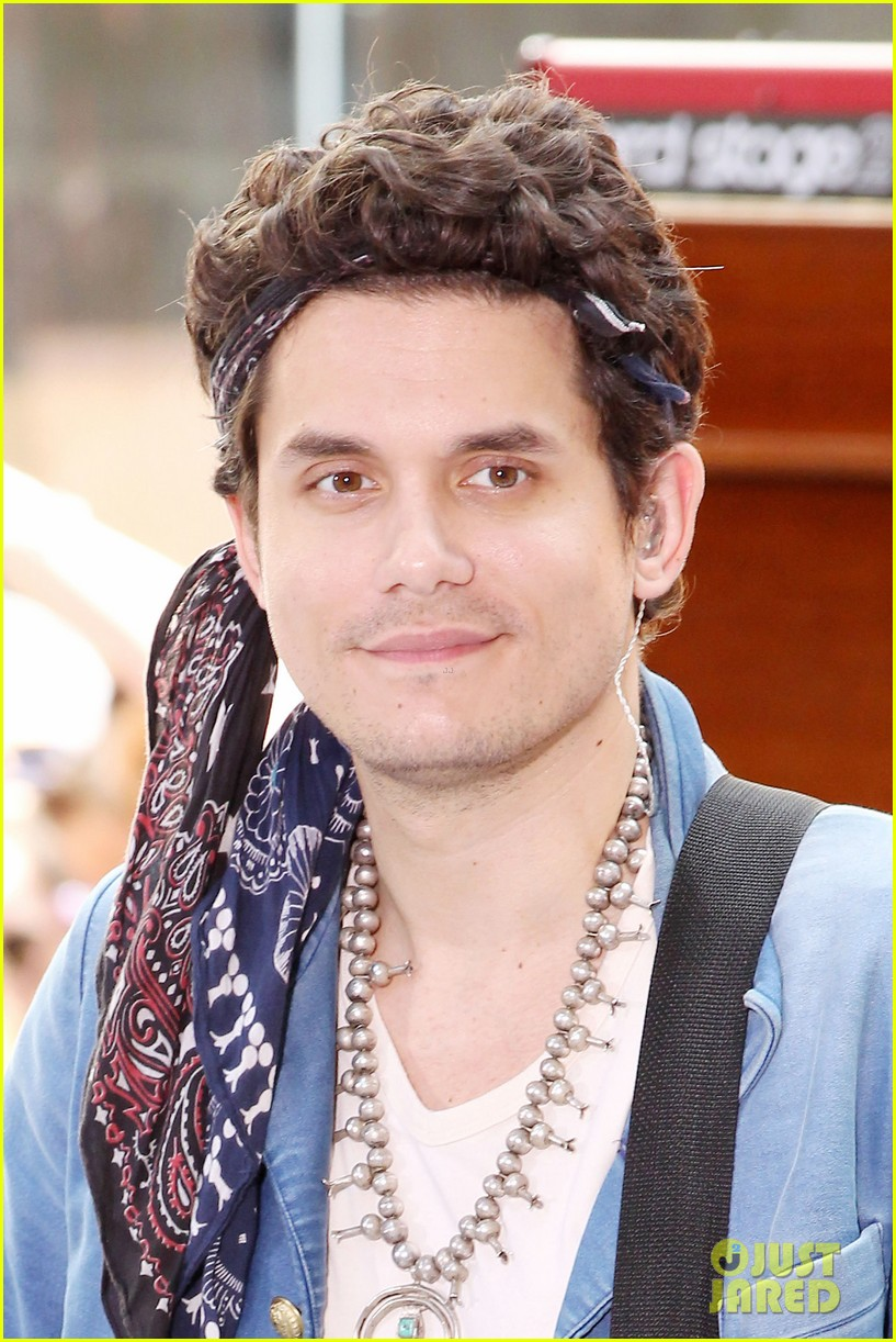 john mayer today show performance 38