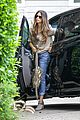 matthew mcconaughey camila alves separate cali outings 25