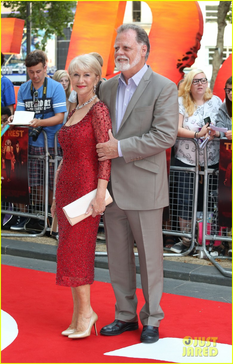 helen mirren bruce willis red 2 london premiere 092914676