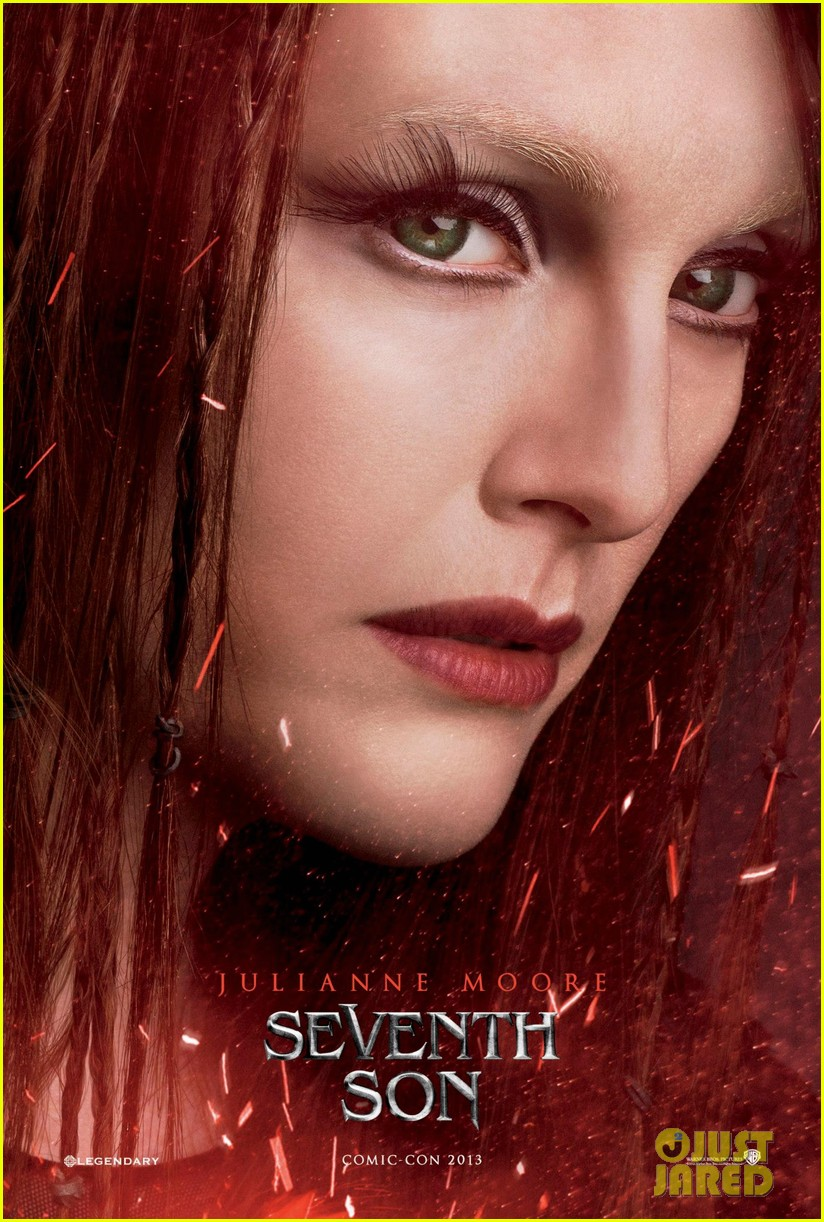 julianne moore ben barnes seventh son comic con posters 05