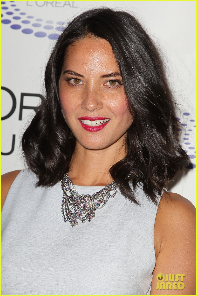 olivia munn loreal usa next generation awards 062911073