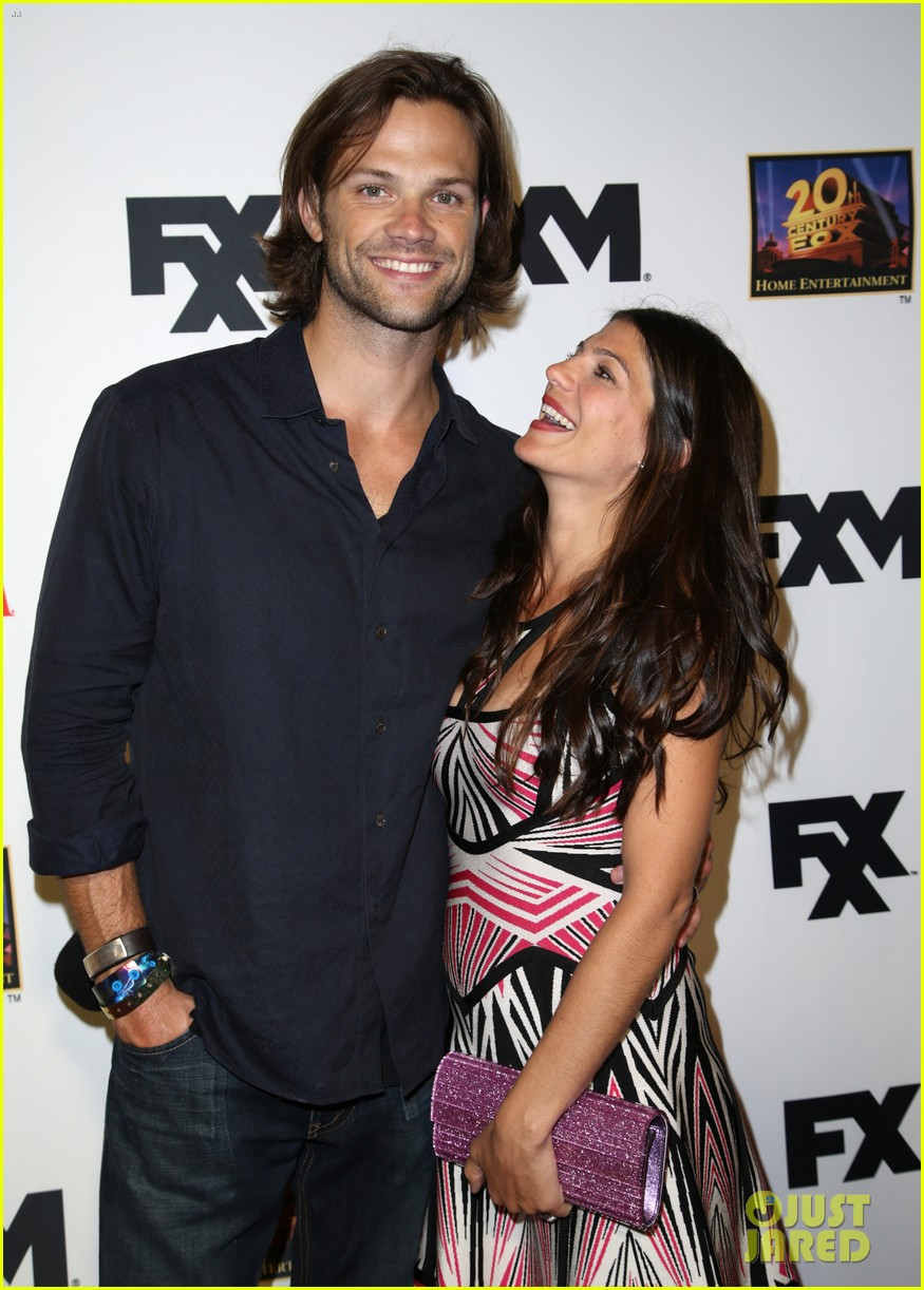 jared padalecki expecting second child with wife genevieve 152913293