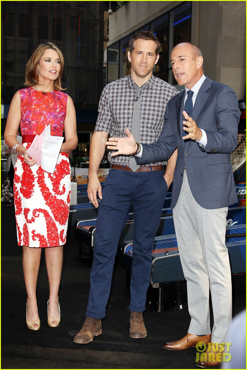 ryan reynolds turbo for today show 16