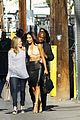 naya rivera jimmy kimmel live visit with backstreet boys 02