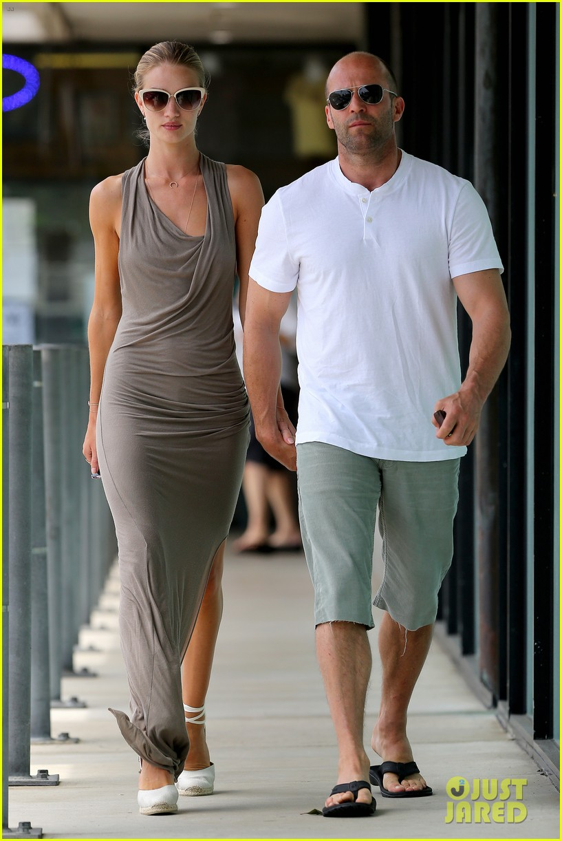 rosie huntington whiteley jason statham lunch lovers 162905030
