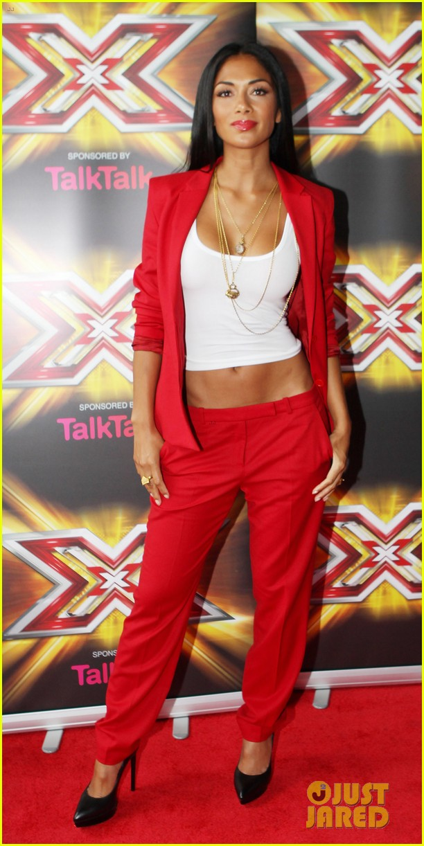 nicole scherzinger x factor uk cardiff auditions 092903821