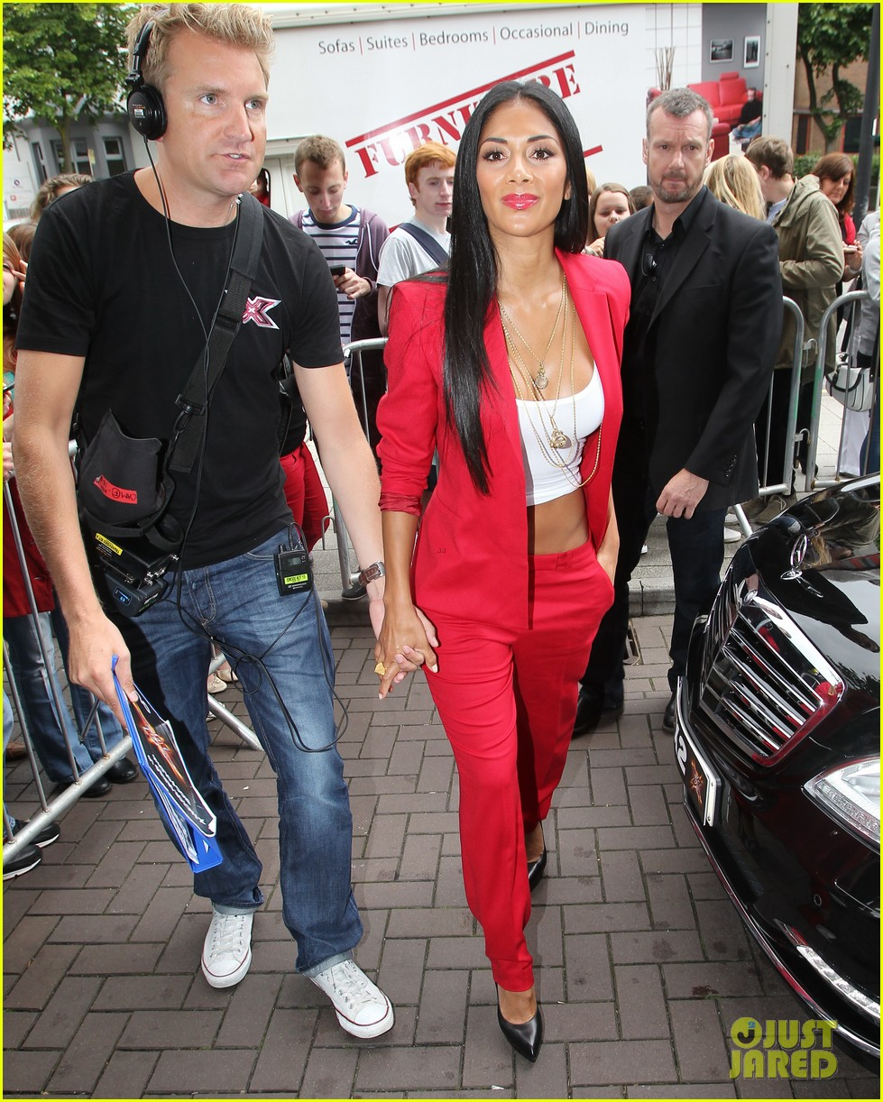 nicole scherzinger x factor uk cardiff auditions 16
