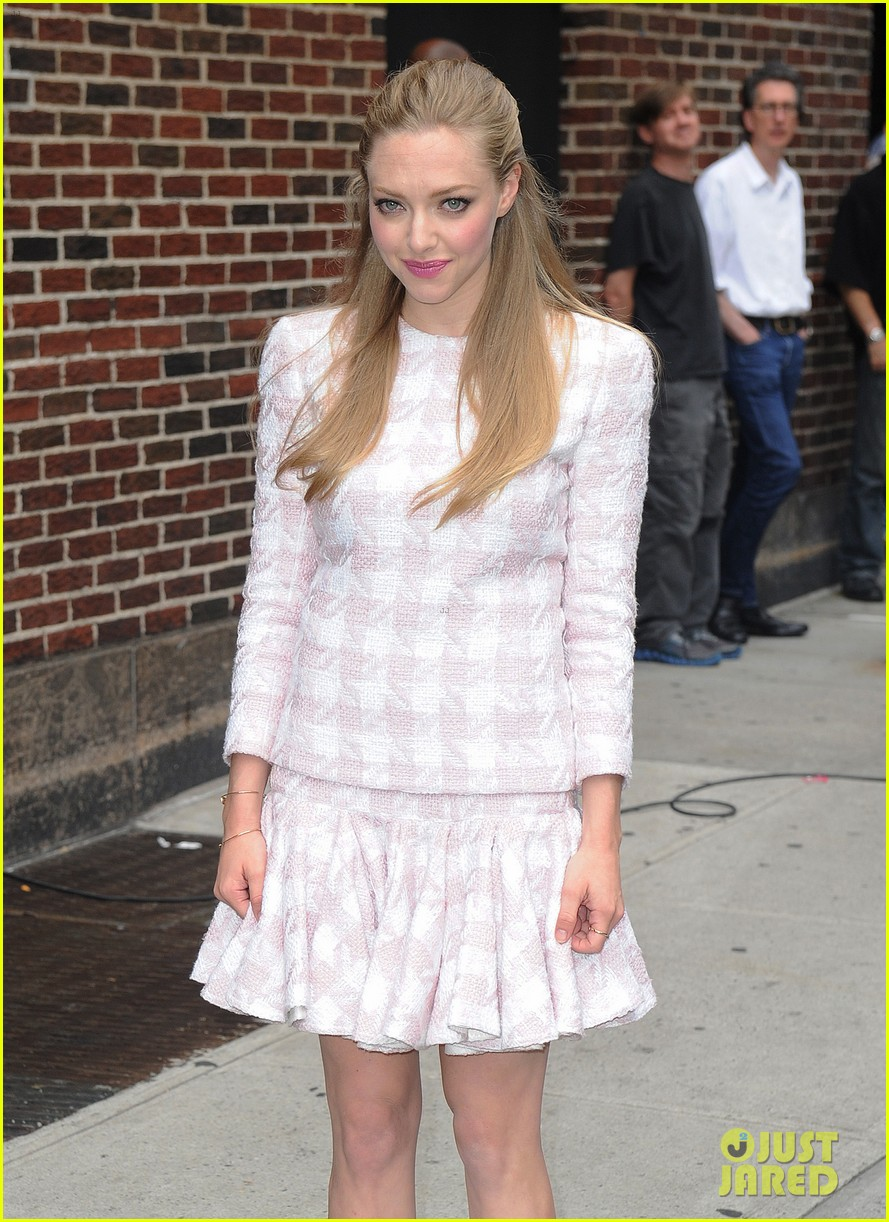 amanda seyfried lovelace promo work in new york 10