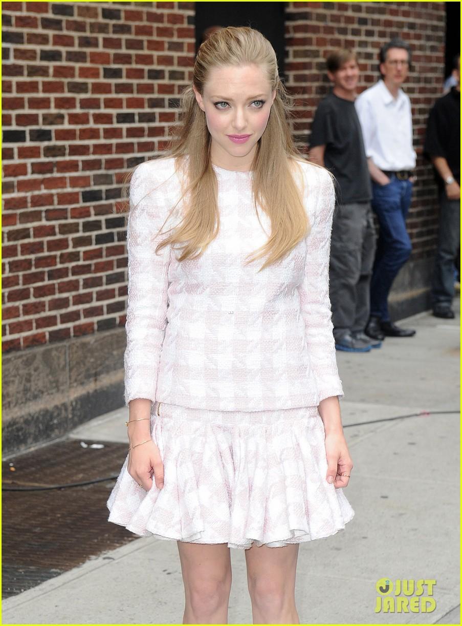 amanda seyfried lovelace promo work in new york 11