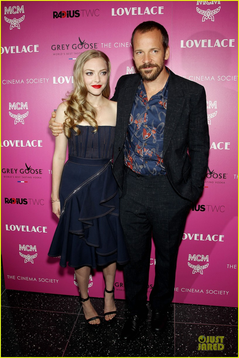 amanda seyfried peter sarsgaard lovelace nyc screening 03