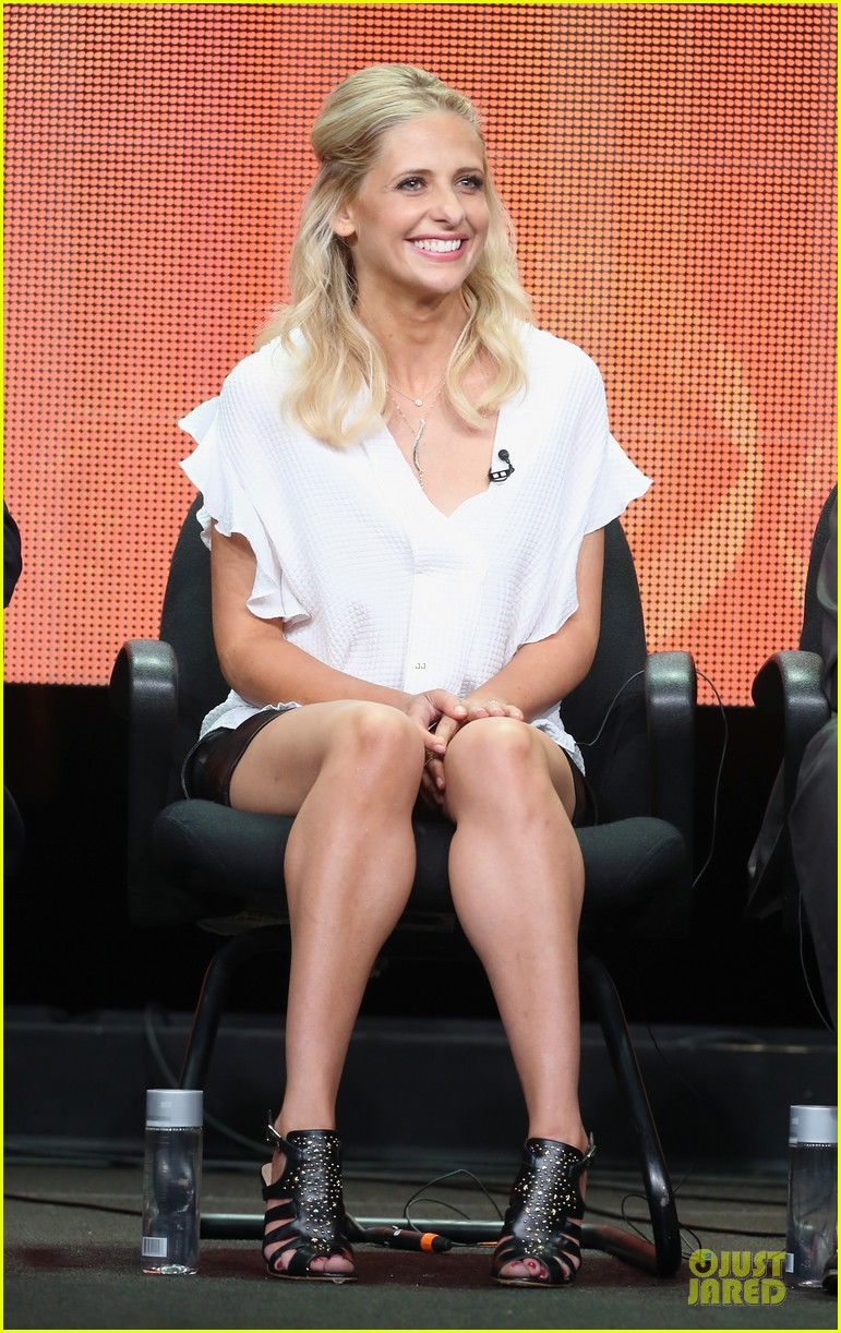 sarah michelle gellar the crazy ones at cbs summer tca tour 012919614