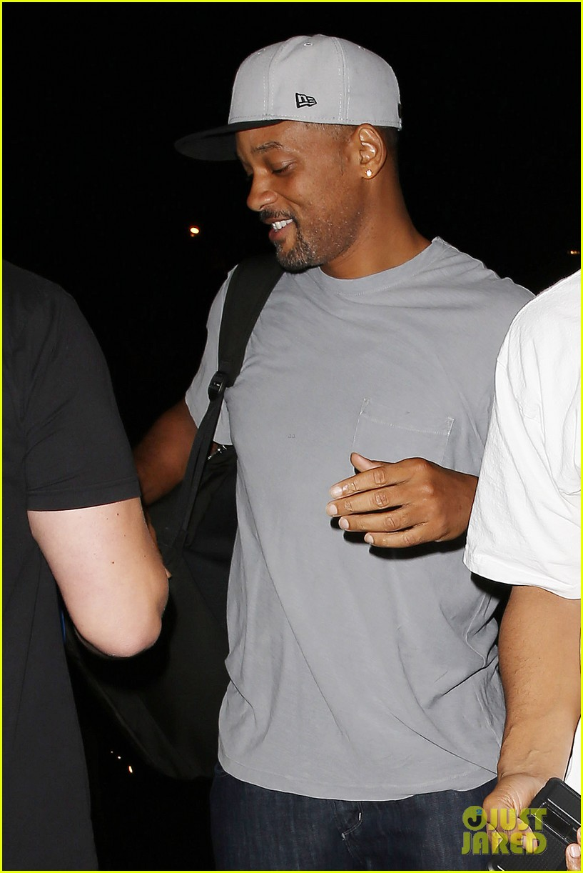 will smith from lax to jfk 07
