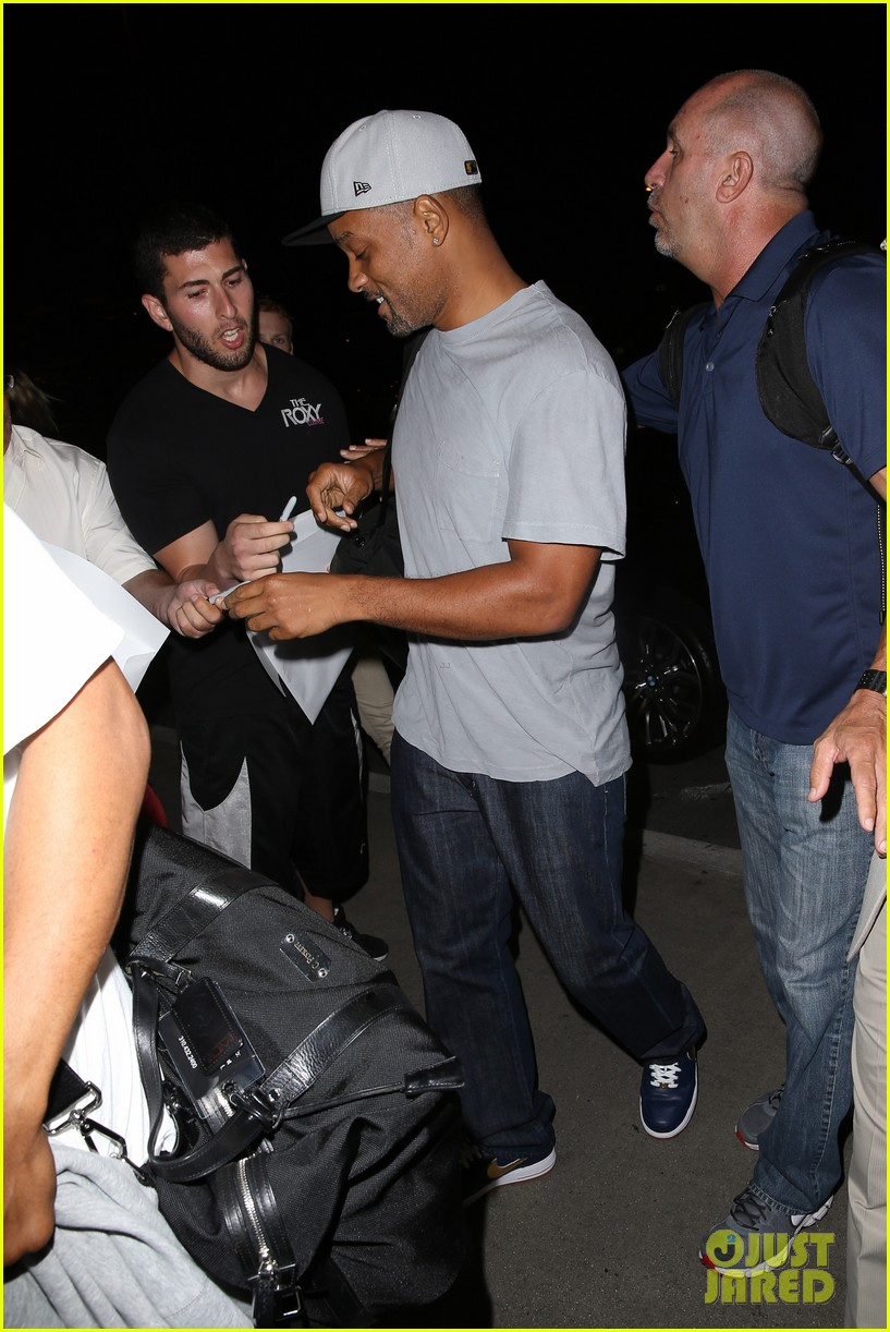 will smith from lax to jfk 09