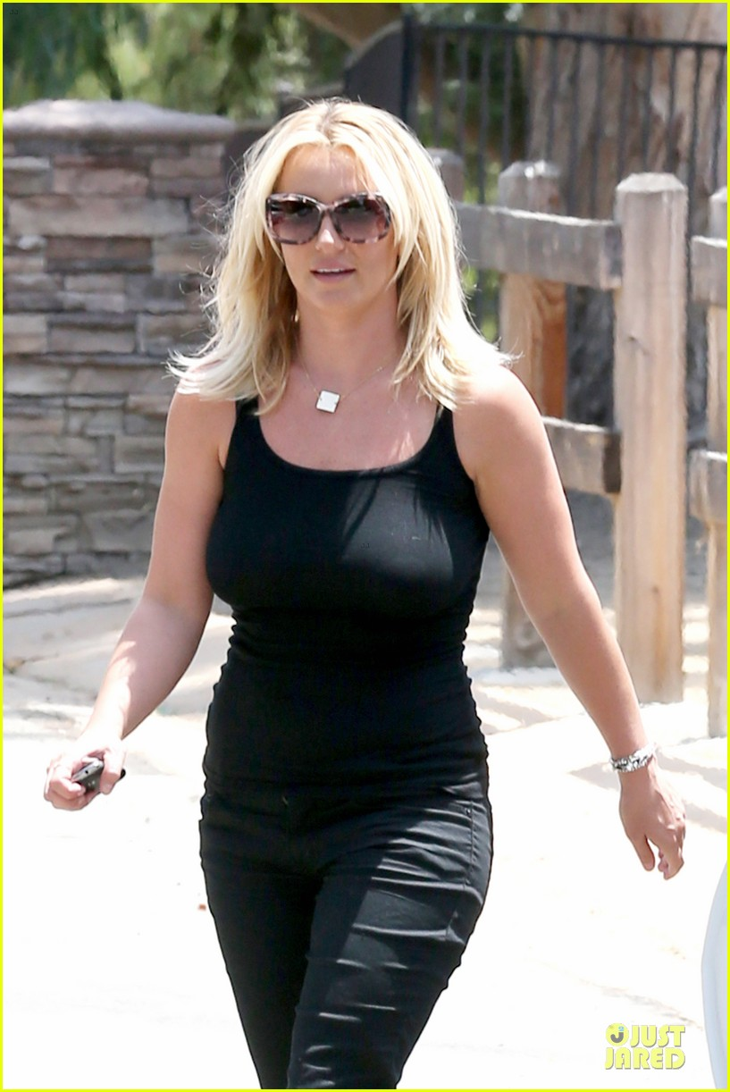 britney spears david lucado napa tavern lunch date 04