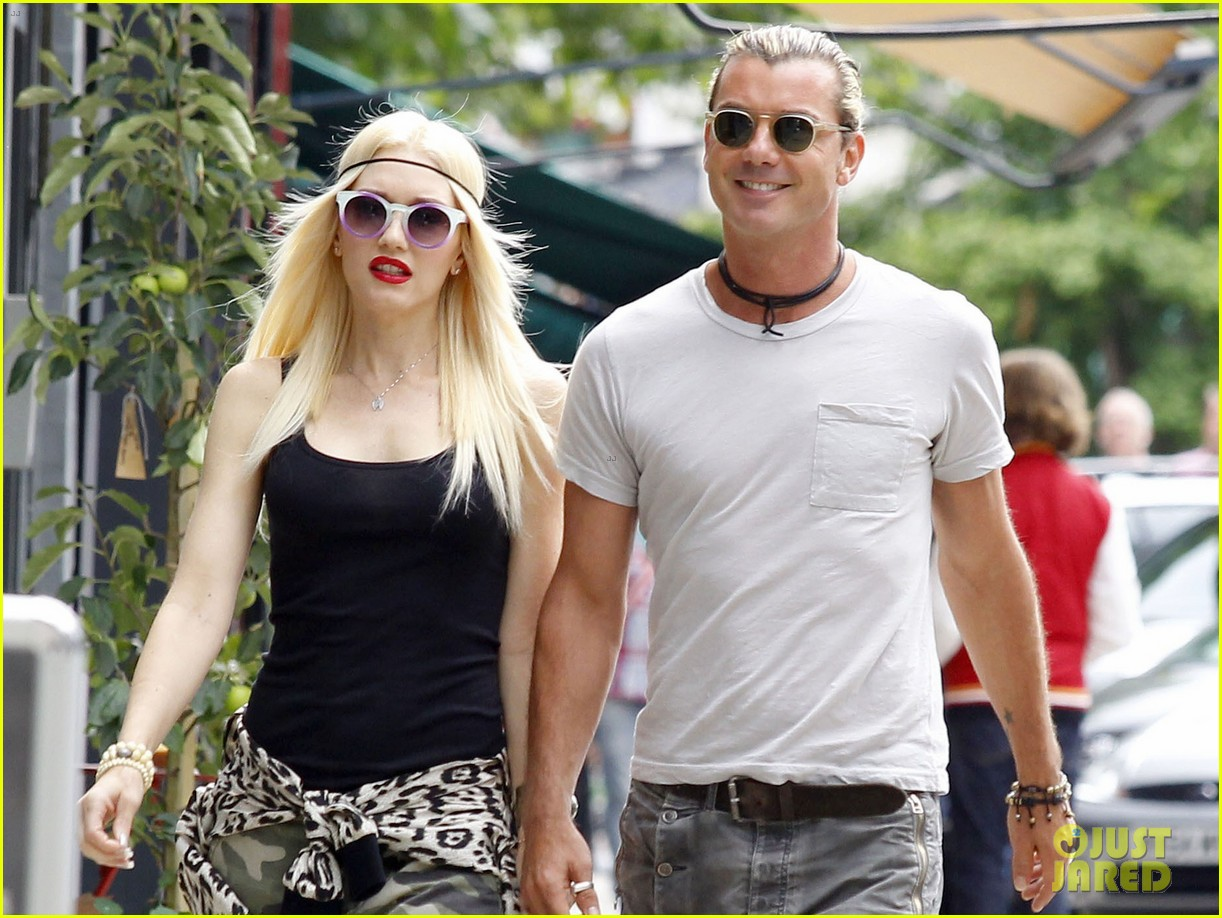 gwen stefani gavin rossdale roam london with the boys 04