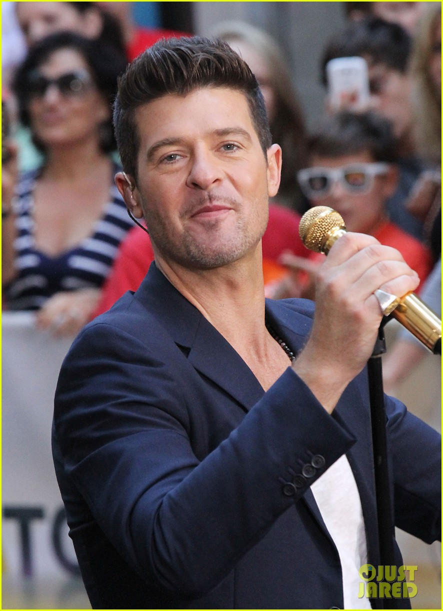 robin thicke today show performances watch now 062920110
