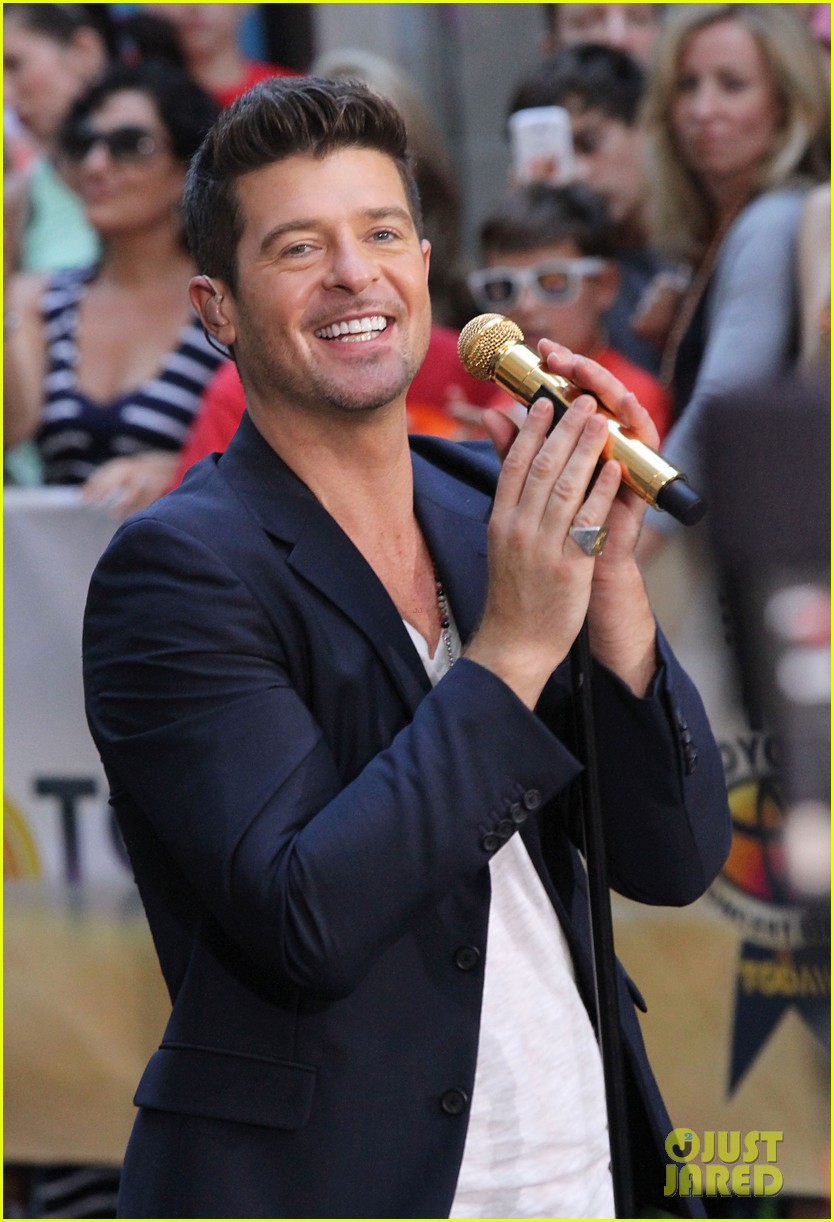 robin thicke today show performances watch now 08