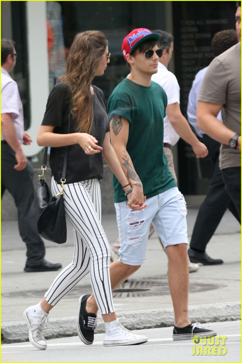 louis tomlinson holds hands with eleanor calder in montreal 012903403