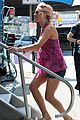 naomi watts fake baby bump on st vincent de van nuys set 06