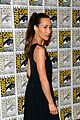 shailene woodley theo james divergent comic con panel 16