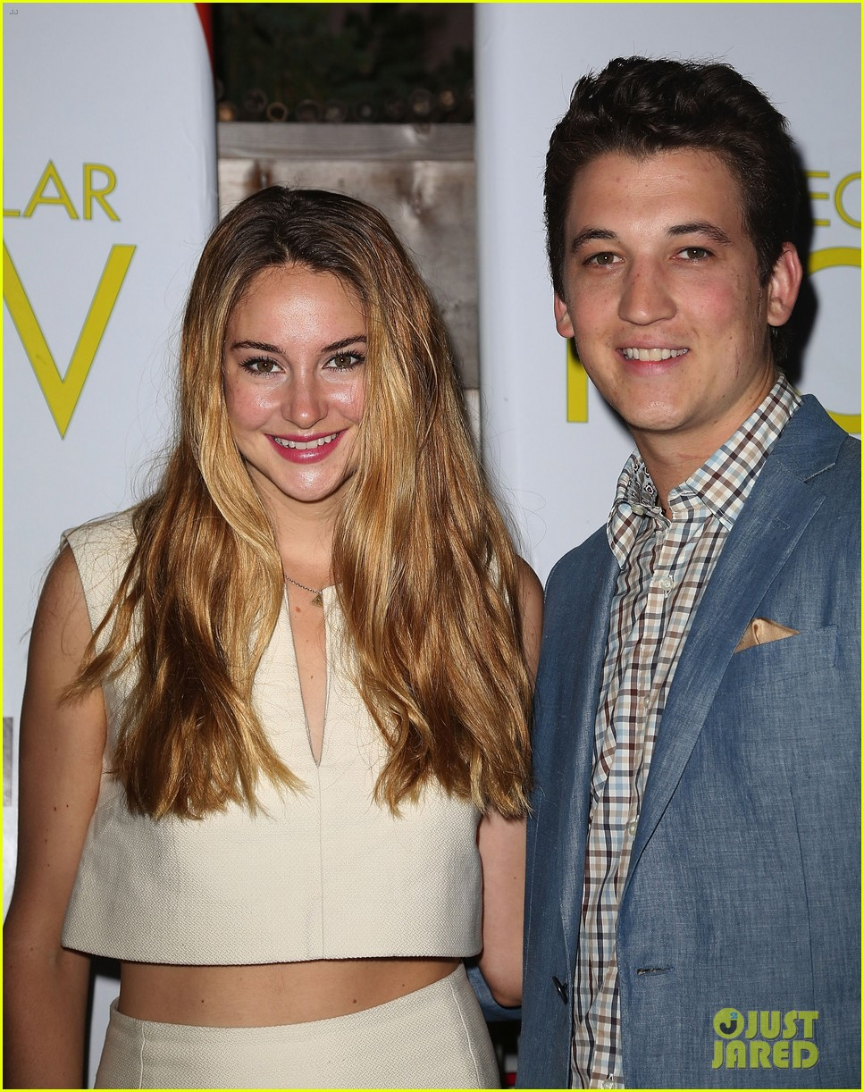 shailene woodley miles teller spectacular now hamptons screening 04