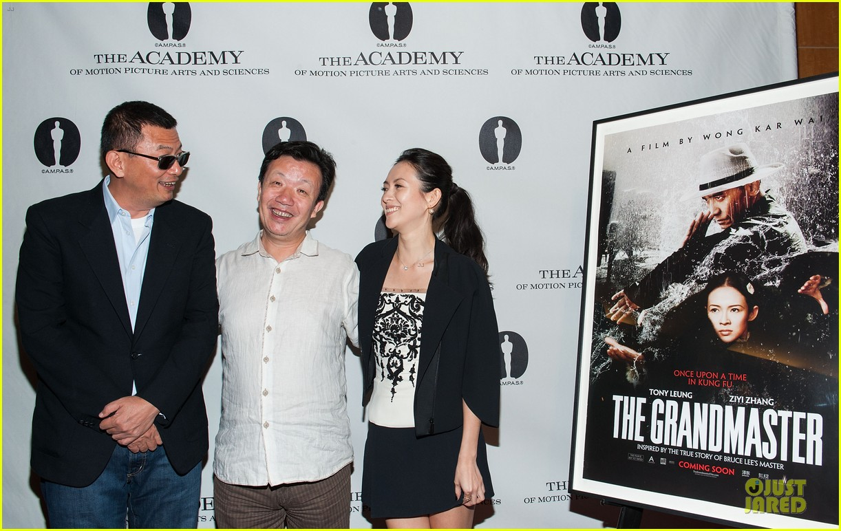 ziyi zhang the grandmaster screening 062914920