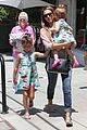 jessica alba honor haven wear matching outfits 23