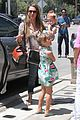jessica alba honor haven wear matching outfits 26