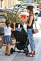 jessica alba stops by target with honor haven 28