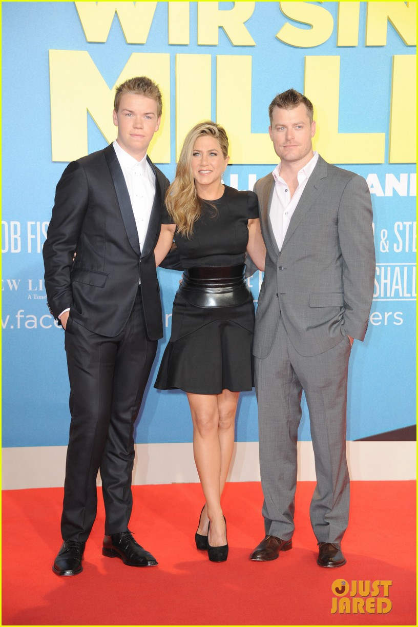 jennifer aniston were the millers berlin premiere 112930815