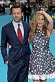 jennifer aniston were the millers european premiere with jason sudeikis 16