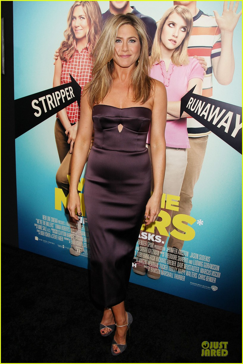 jennifer aniston were the milliers nyc premiere 26