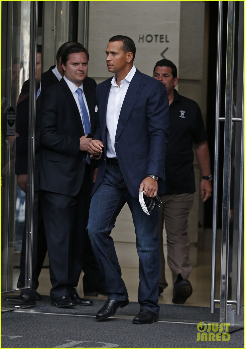 alex rodriguez steps out after record mlb suspension 012924151