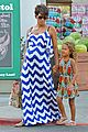 halle berry shows off large baby bump at bristol farms 09