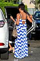halle berry shows off large baby bump at bristol farms 20