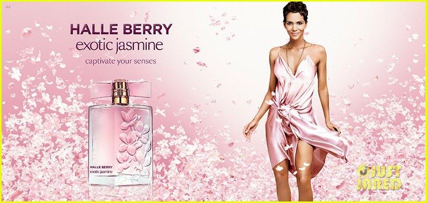 halle berry exotic jasmine fragrance ad campaign pic 05